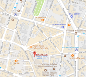 psychologue sur paris 18 , 81 rue Marcadet, 75018 Paris
