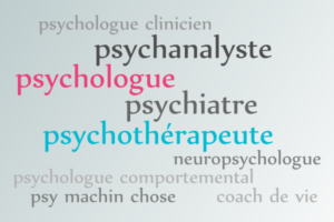 psychologue ou psychiatre